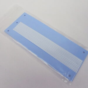 blauwe vangplaat tegen insecten