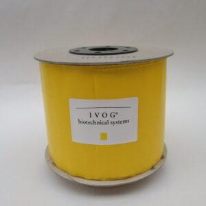 geel vanglint tegen insecten