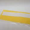 Gele vangplaat voor insecten
