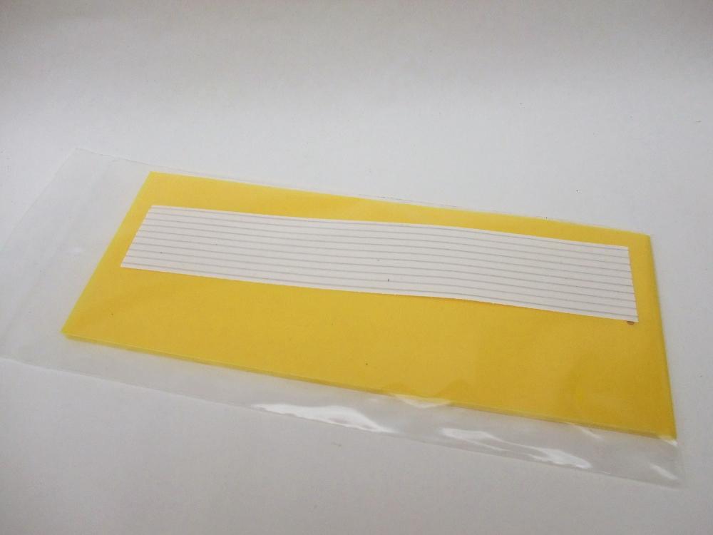 gele vangplaat tegen insecten