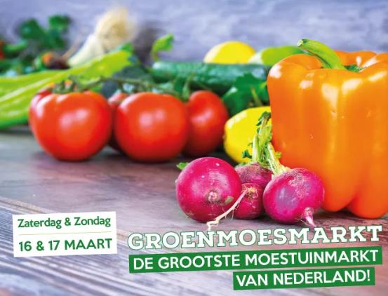 groenmoes markt 16 en 17 maart boekel