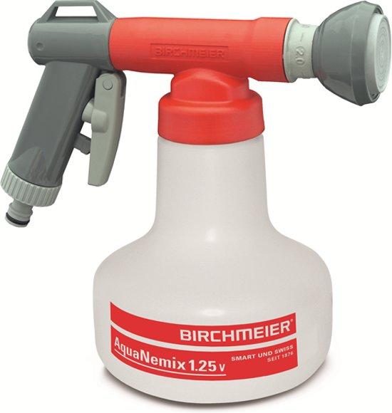 Sproeier voor aaltjes, Birchmeier Aquanemix 1.25V