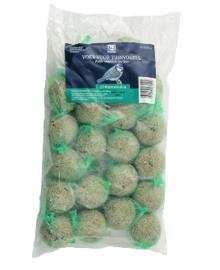 CJ vetbollen in plasticzak - Biobestrijding