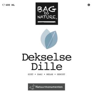 Dekselse dille - Biobestrijding