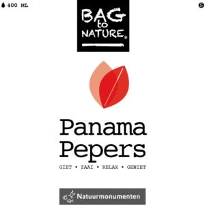 panama-pepers Biobestrijding