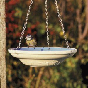 hangende waterschaal vogels